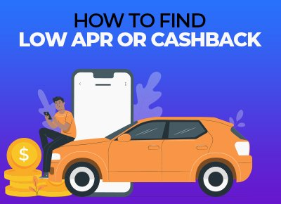 how to find low apr cashback
