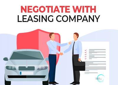 negotiate leasing company