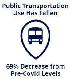 public tran use fallen