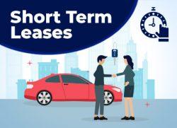 short term car leases