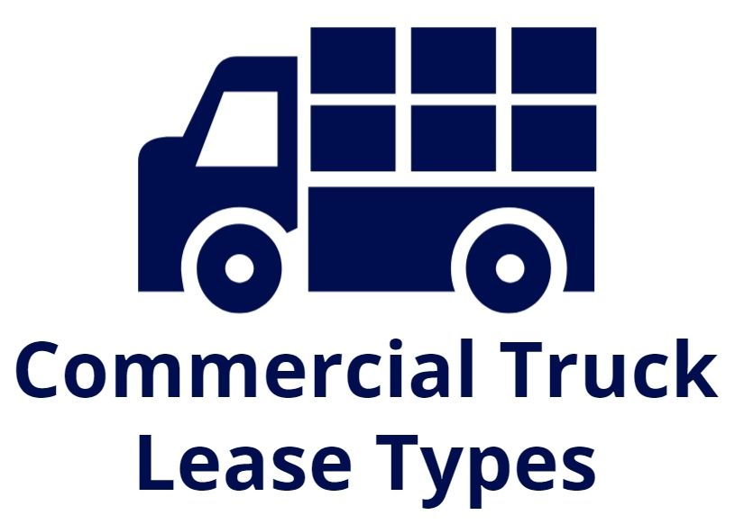 truck lease types
