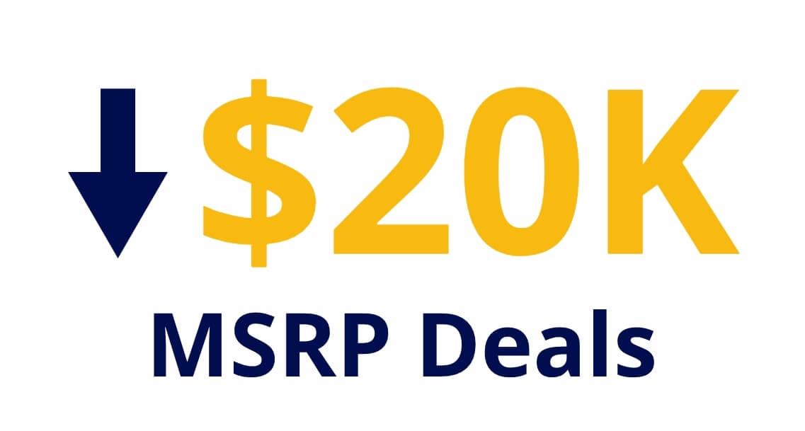 under 20k deals