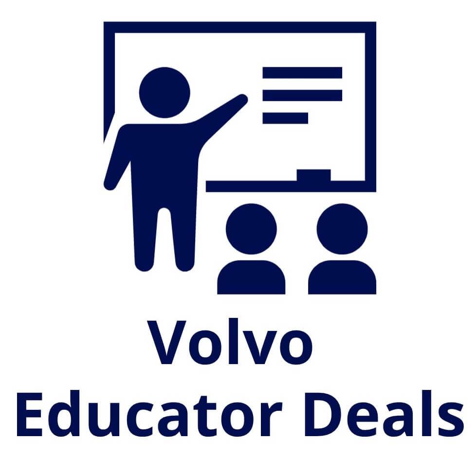 volvo educator deals
