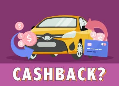 what does cashback mean for car buyers